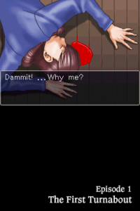The game Phoenix Wright - Ace Attorney was split into episodes for the iOS port of the game. The first episode was free, but the player had to pay for each subsequent episode.