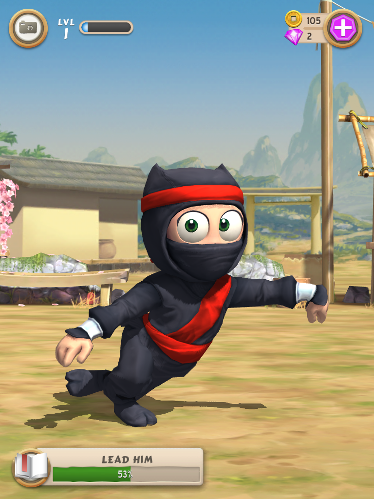 Clumsy Ninja Deconstruction - Both Guns Blazing