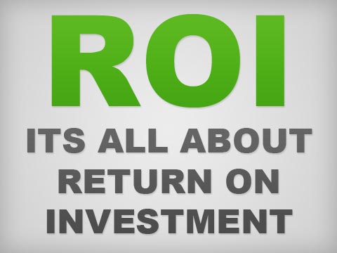 Return On Investment Means