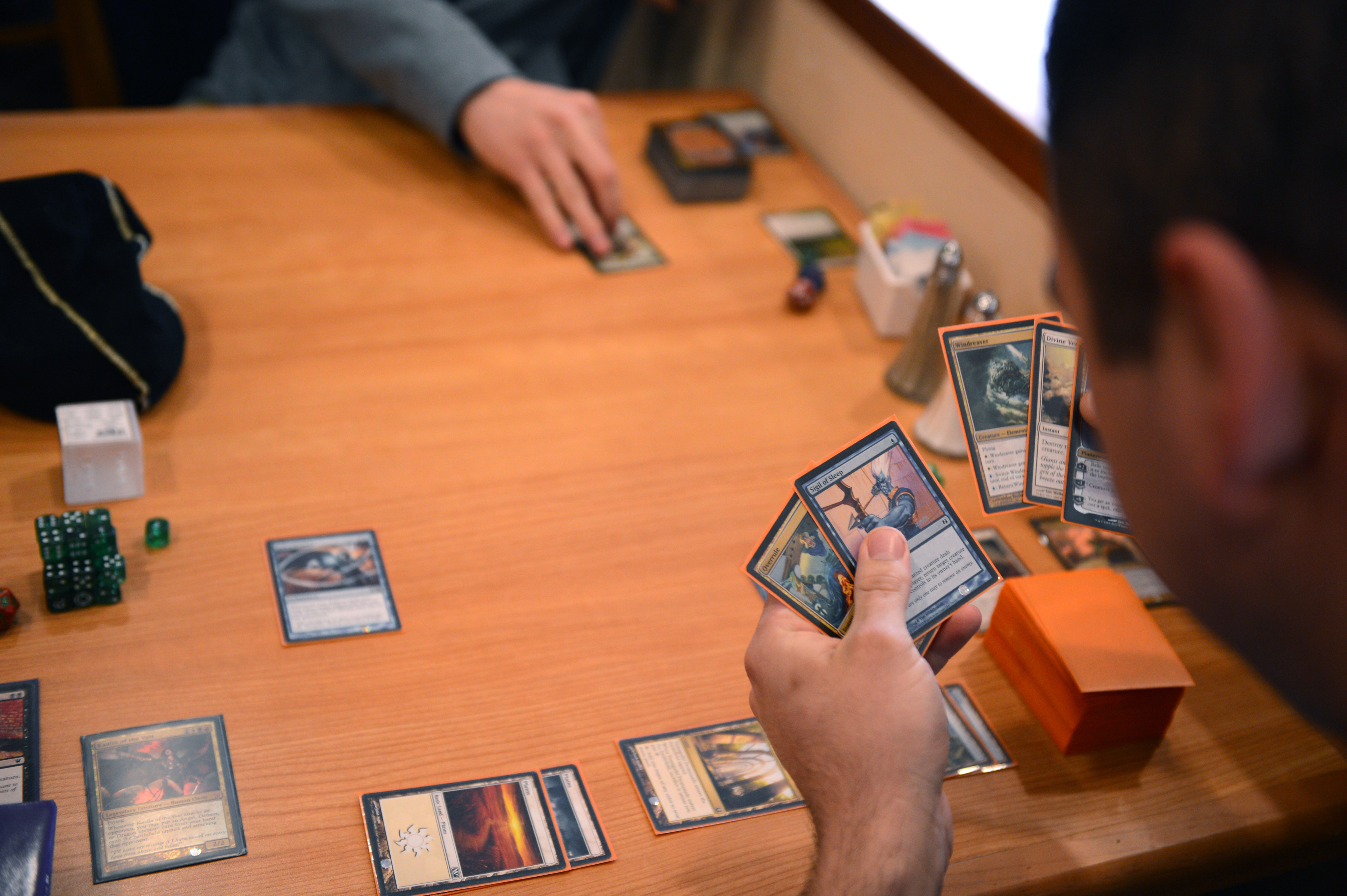 How to Play: Magic the Gathering: 6 Steps - instructables.com