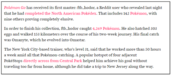 Gamasutra: Anil Das Gupta's Blog - Pokémon GO! – Fad or the Future?